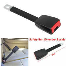 Auto Car Seat Belt Buckle High Strength Nylon Extender Strap Safety Buckle Clip