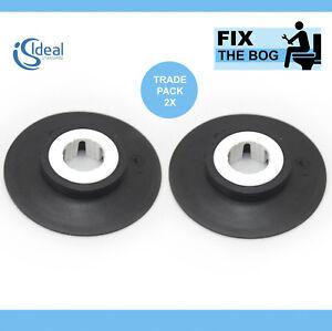 2 Trade packs Ideal Standard Genuine ARMITAGE SV01967 FLUSHVALVE SEAL including