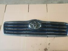 2003 TOYOTA AVENSIS 1.8 PETROL SALOON  FRONT BUMPER GRILL 53114-0D060 BLUE