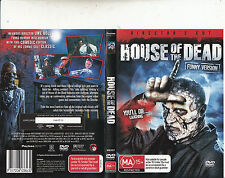 House of The Dead-Funny Version-2008-Jonathan Cherry-[Directors Cut]-Movie-DVD