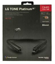 Authentic LG Tone Platinum SE HBS-1120 Wireless Stereo Headset Black Bluetooth