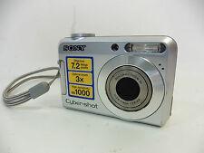 SONY CYBER-SHOT DSC-S650 ne fonctionne pas quand on lui met des piles