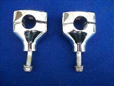 07 Kawasaki VN1600 Vulcan Classic Bar Clamps 03 04 05 06 #75