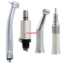 Dental High Low Speed Handpiece Turbine Contra Angle Straight Motor 4h For Nsk