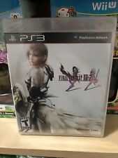 Final Fantasy XIII-2 (Sony PlayStation 3, 2012) PS3 Black Label Brand New Sealed