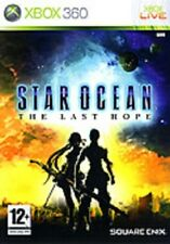 STAR OCEAN                 ///      pour X-BOX 360