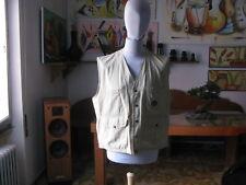 Gilet  -  The Oregon  Trail   Tough Wear - colore Nocciola Tg XXL -   USA 1994