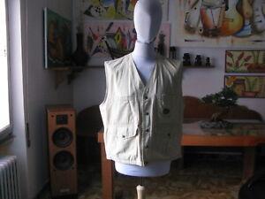 Vest - The Oregon Trail Tough Wear - Colour Hazelnut TG XXL - USA 1994