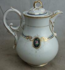 antike Porzellan Kaffeekanne