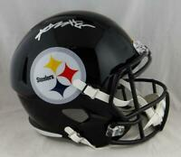Antonio Brown Autographed Pittsburgh Steelers F/S Speed Helmet- JSA W Auth *S