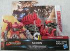 Scorn - Sealed figure - Transformers Last Knight Cyberfire - 1-step changer