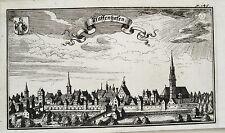Pfaffenhofen Ilm  Bayern echter alter Ertl Kupferstich der Erstausgabe 1687