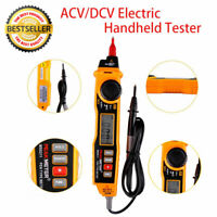 Handheld LCD Digital Multimeter AC DC Current Tester Electrical 1999 200-600v