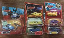 Disney Pixar Cars Lot Of 5