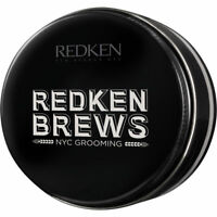 Redken for Men Brews Clay Pomade Maximum Control 3.4oz Free Shipping