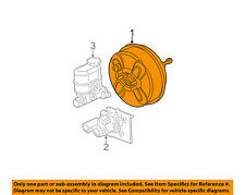 GM OEM-Power Brake Vacuum Booster 19209324