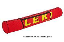 Leki Skitasche 185 cm für 3 Paar Ski Skibag Skisack 360210006 2017 / 2018