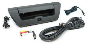 Rostra 250-8645 Tailgate Handle Backup Camera Kit For 2015-2018 Ford F150