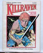 1983 Marvel Graphic Novel KILLRAVEN P. Craig Russell