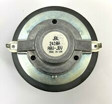 Jbl 2418H Hf 8-ohm Compression Driver Single For Eon 15 G2 Speaker, Tested