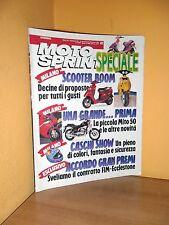MotoSprint Speciale - n° 48 - 27 Novembre/3 Dicembre 1991 -Scooter Boom- Rivista