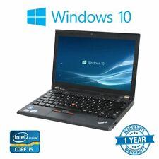 Lenovo Thinkpad X230 Core i5 3320m 8GB Ram 128GB SSD Windows 10 Laptop VAT inc