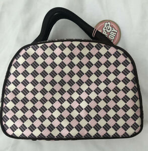 Soap And Glory Pink Vanity Case