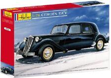 Heller 80763 - Modellino da costruire, Auto Citroën 15 Cv, scala 1:24 (x7m)