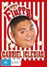 Gabriel Iglesias: Hot and Fluffy - Brand New DVD Region 4