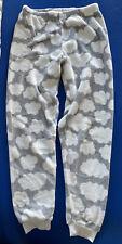 Primark Love to Lounge Grigio molto morbido pigiama Bottoms Pantaloni Small S 10