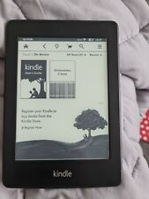 Preowned Kindle Paperwhite Reader Generation 5 -  Excellent Condition - 2 GB