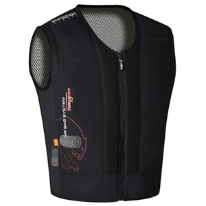 FURYGAN GILET ELECTRONIC AIRBAG MOTORCYCLE INNER VEST ROAD RACE TRACK DAY