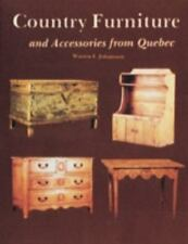 Country Furniture and Accessories from Quebec-ExLibrary
