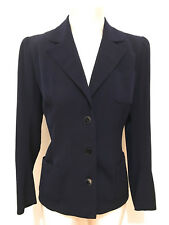 CULT VINTAGE '40 WWII Giacca Donna Antica Lana Old Woman Wool Jacket Sz.S - 42