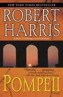 POMPEII a novel by Robert Harris paperback book FREE SHIPPING historical fiction