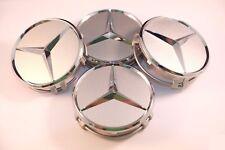 Original Mercedes Benz Nabendeckel Radnabendeckel Silber A00040021009715 NEU&OVP