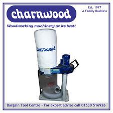 Charnwood W796 1hp Professional qualità lavorazione del legno polvere e chip Estrattore, 1hp