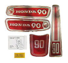 HONDA CUB C90 COMPLETE DECAL SET [ID50]