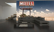 Old Motel  Wall Mural Photo Wallpaper GIANT DECOR Paper Poster Free Paste