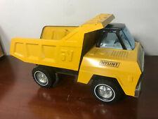 Vintage 1970s Nylint Pressed Steel Dump Truck