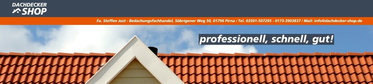 Dachdecker-Shop