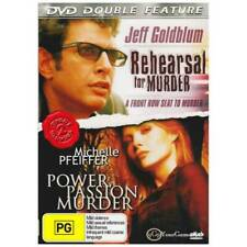 Rehearsal for Muder Power Passion Murder - PAL DVD Region 4