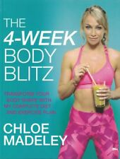 The 4-Week Body Blitz by Chloe Madeley NEW