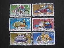 DDR MiNr. 2126-2131 postfrisch** (DD 2126-31)