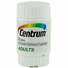 Centrum Multivitamin Multimineral Complete Vitamin A-Z 60 Tabs, Adults Under 50