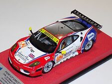 1/43 BBR Ferrari F430 GT2 24 hours of LeMans CRS  2011 #62 GT2