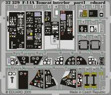 1/32 Eduard F-14A interior ( for Tamiya )