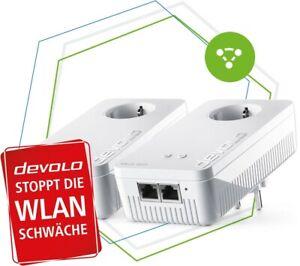 devolo Power WLAN Mesh WLAN 2 Starter Kit