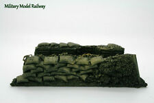 Javis BZT2 Wargaming Battle Zones Trench Type 2 1/76 20mm-28mm Scale