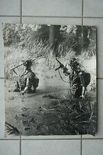 Très Grand Tirage Photo Soldat Légion Indochine Armée Française Militaire